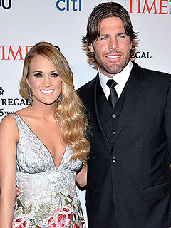 Carrie Underwood Pregnant Expecting First Child Mike Fisher