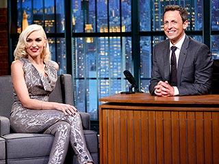Gwen Stefani Jokes That Son Kingston's Prayers Led to Her Pregnancy | Gwen Stefani