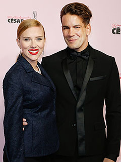 Who is Romain Dauriac? Scarlett Johansson's husband 'being ...
