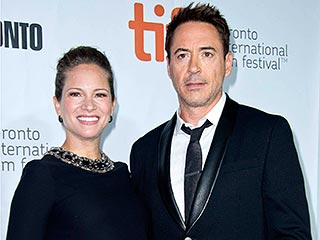 Robert Downey Jr.'s Wife Susan Debuts Baby Belly – and Looks Stunning | Robert Downey Jr.