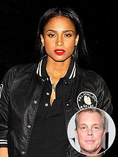 Ciara Post Baby Body Exercise Trainer Gunnar Peterson