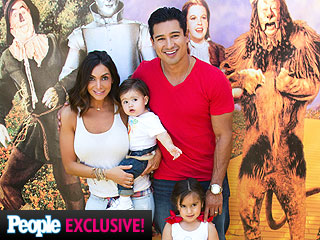 Lions and Tigers and ... Mario Lopez,Oh My! Fun Photos from His Kids' Birthday Bash