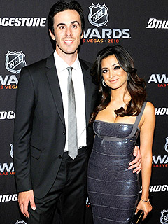 Noureen DeWulf and ryan miller wedding