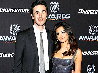 Ryan Miller and Noureen DeWulf Welcome Son
