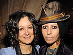 Sara Gilbert and Linda Perry Welcome Son Rhodes Emilio