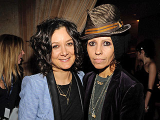 Baby on the Way for Sara Gilbert and Linda Perry | Sara Gilbert
