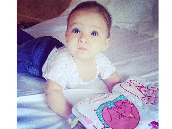 Daphne Oz Breastfeeding Bravado Designs Baby Buggy