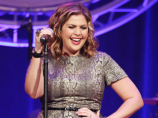 Hillary Scott: I've Swapped Drinks for Diapers Before Shows