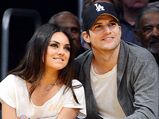 Source: Mila Kunis 'Was Born to Be a Mom' | Ashton Kutcher, Mila Kunis
