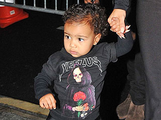 Kim Kardashian: Why We Brought North to a Fashion Show | North West