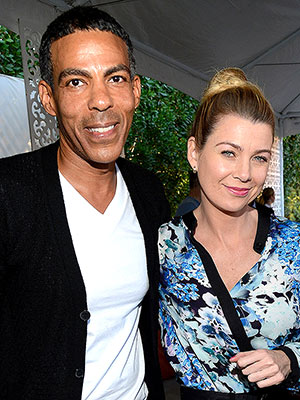 Ellen Pompeo Welcomes Daughter Sienna May