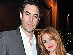 Sacha Baron Cohen and Isla Fisher Welcome Son Montgomery