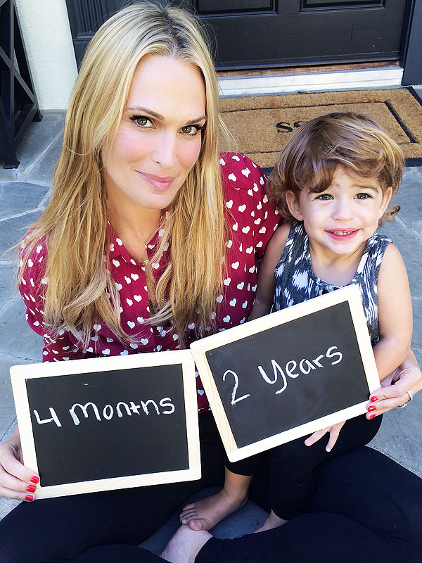 Molly Sims child