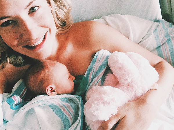 Holly Williams Welcomes Daughter Stella June