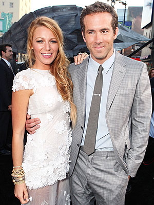 Blake Lively Pregnant Ryan Reynolds First Child