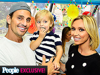 Giuliana and Bill Rancic Host a Sesame Street Birthday for Son Duke – See the Adorable Photos! | Bill Rancic, Giuliana Rancic