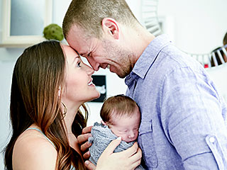 J.P. & Ashley Hebert Rosenbaum Introduce Son Fordham – and Talk Breastfeeding