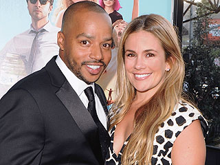 Donald Faison & CaCee Cobb Are Having a ...