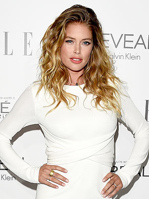 Doutzen Kroes Elle Women in Hollywood