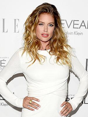 Doutzen Kroes Elle Women in Hollywood