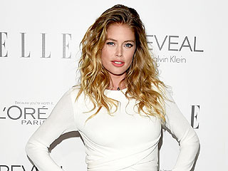 Doutzen Kroes: 'It's Really Hard' Juggling Two Kids