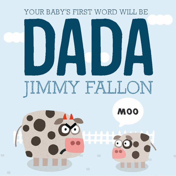 Jimmy Fallon kids book Dada