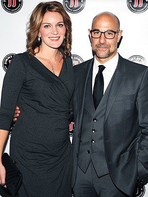 Stanley Tucci Fourth Child Felicity Blunt pregnant