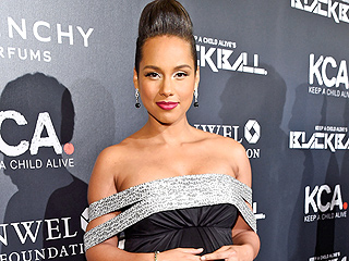 Alicia Keys: Egypt Is 'Excited to Be a Big Brother' | Alicia Keys