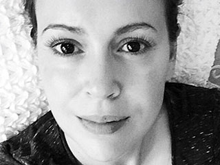 Alyssa Milano Introduces Daughter Elizabella Dylan | Alyssa Milano