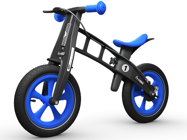 FirstBIKE review