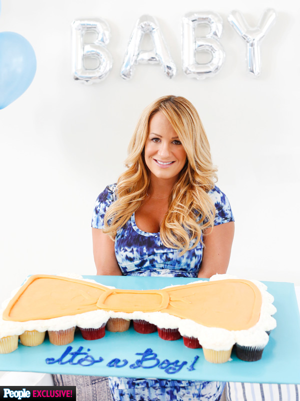 Jenn Brown baby shower