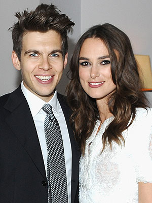 Keira Knightley Pregnant Expecting First Child