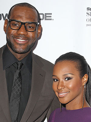 LeBron James Welcomes Daughter Zhuri