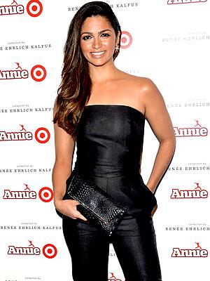Camila McConaughey Target Annie Launch