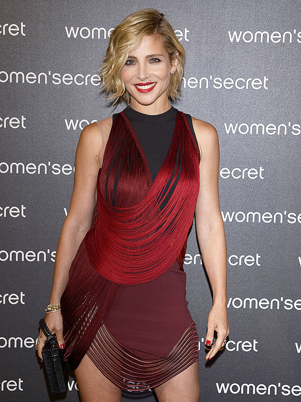 Elsa Pataky Lingerie movie premiere