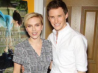 Scarlett Johansson Attends First Event Since Welcoming Baby (PHOTO) | Scarlett Johansson