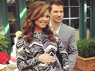 Vanessa Lachey Celebrates Her Baby Shower (PHOTO)