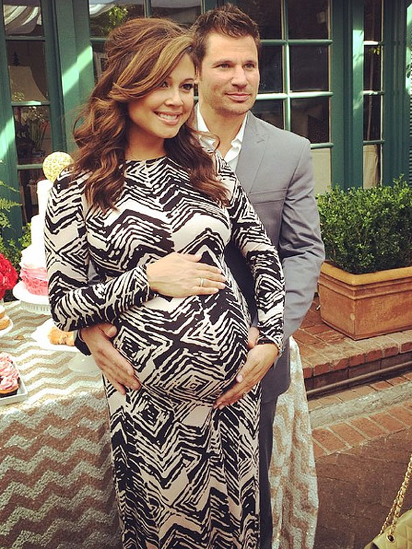 Vanessa Lachey Celebrates Her Baby Shower People
