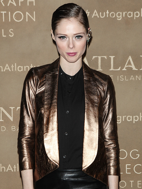 Coco Rocha Expecting Daughter Autograph Collection Hotels