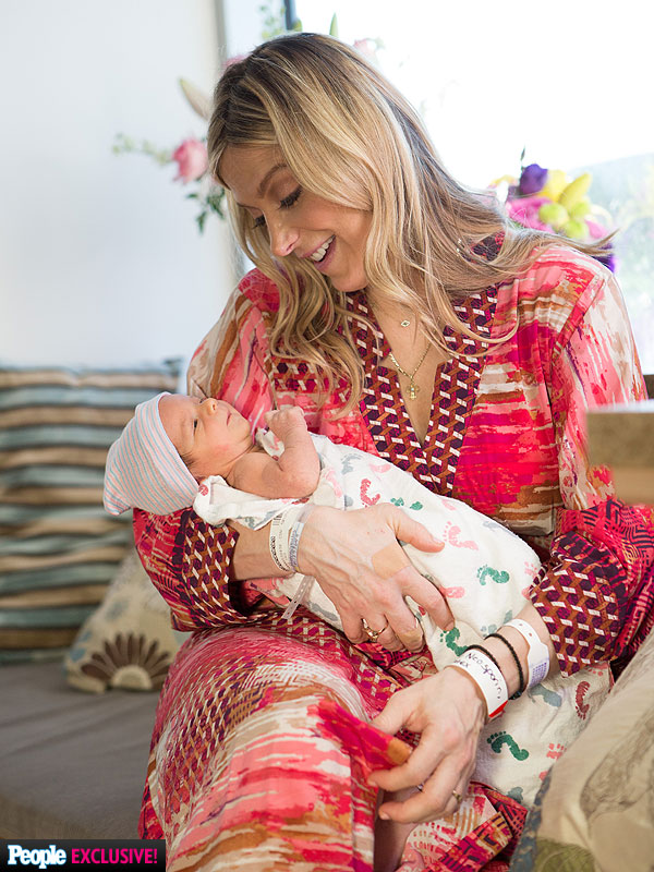 Debbie Matenopoulos Daughter Alexandra First Photo