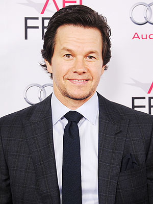 Mark Wahlberg The Gambler premiere