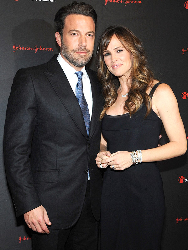 Ben Affleck and Jennifer Garner on Family Vacation After Announcing Divorce
