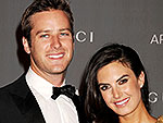 Armie Hammer Welcomes Daughter Harper