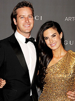 Armie Hammer Welcomes First Child