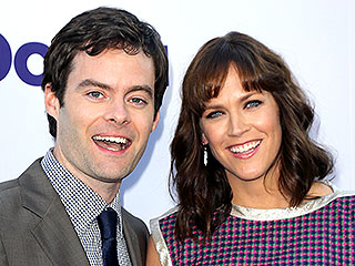 Bill Hader Welcomes Third Daughter | Bill Hader