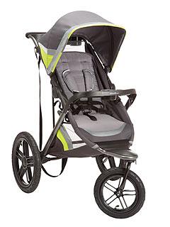 Eddie Bauer Baby Endurance Jogging Stroller