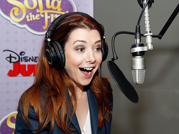 Alyson Hannigan Sofia the First