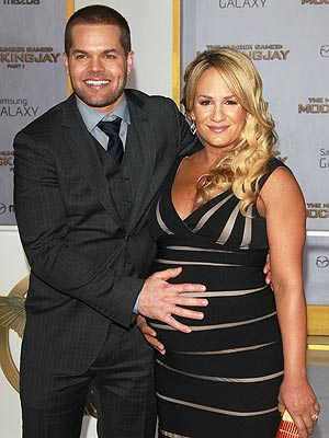 Wes Chatham Jenn Brown Welcome Son John Nash