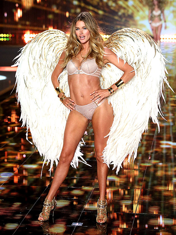 Doutzen Kroes Victoria's Secret Fashion Show