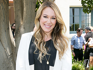Haylie Duff Expecting First Child